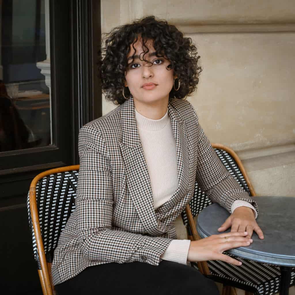 Alicia Lazri - L'équipe Bouclette