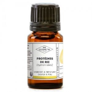 Actif proteines-de-riz-hydrolisees - My Cosmetik