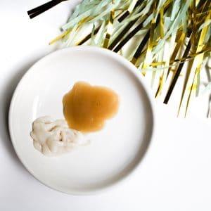 texture double gelée et lotion activatrice