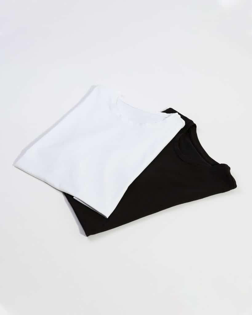 tee-shirt pour cheveux ondulés bouclés frisés crépus