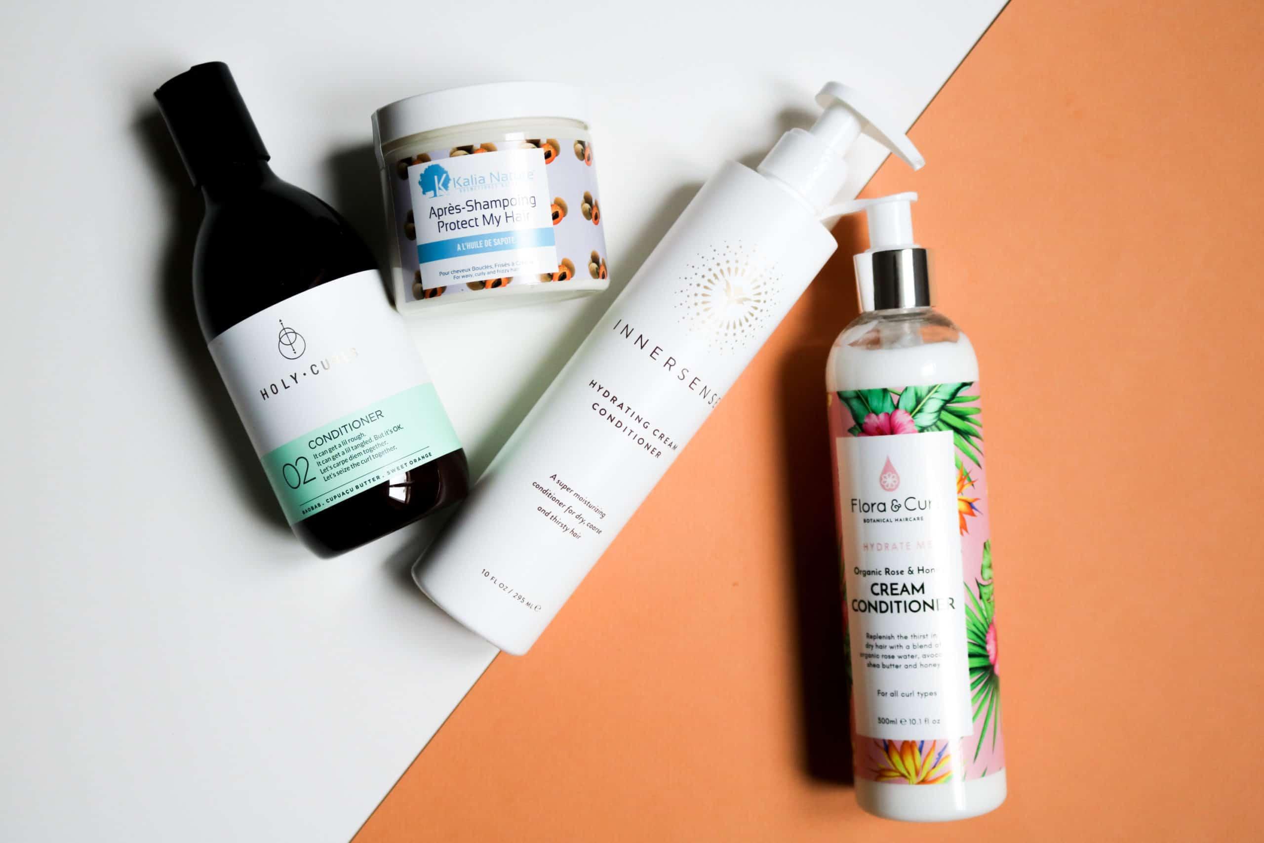 Photo page après shampoing