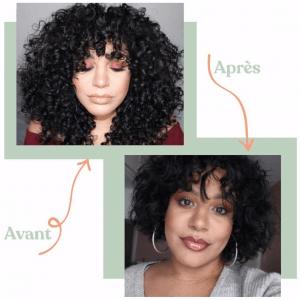 Transition capillaire cheveux bouclés bouclette.co