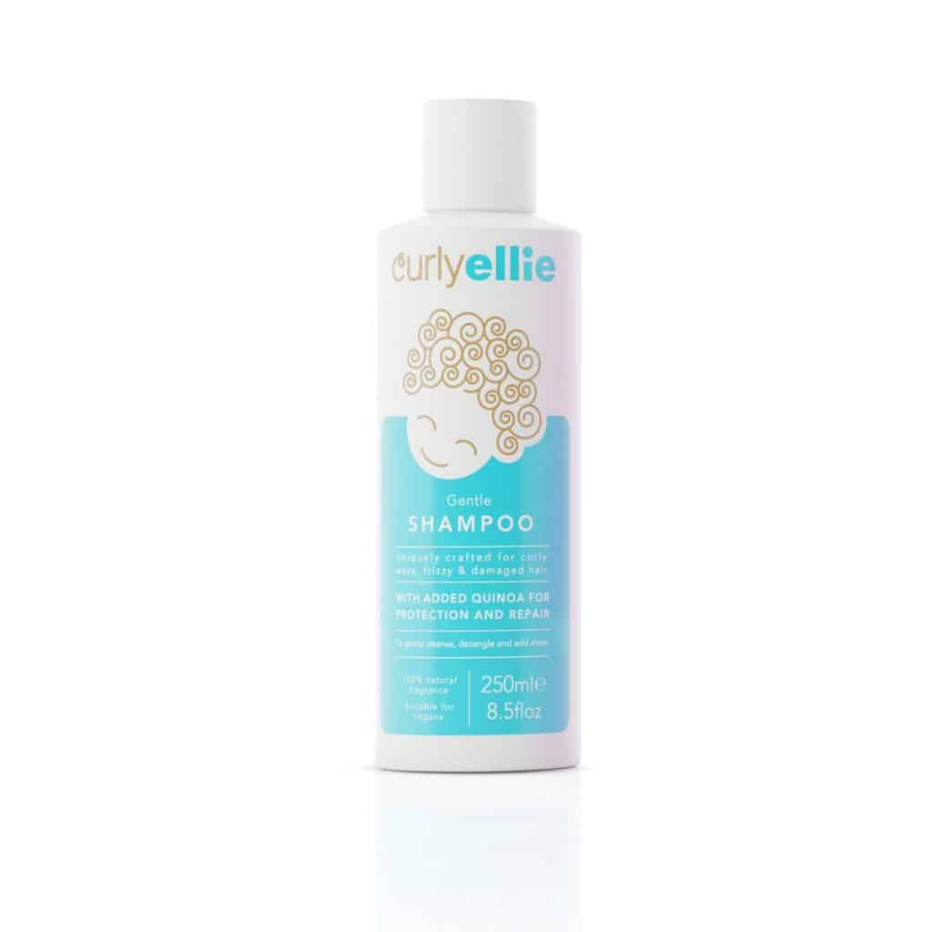 Curly Ellie gentle shampoo bouclette.co kids