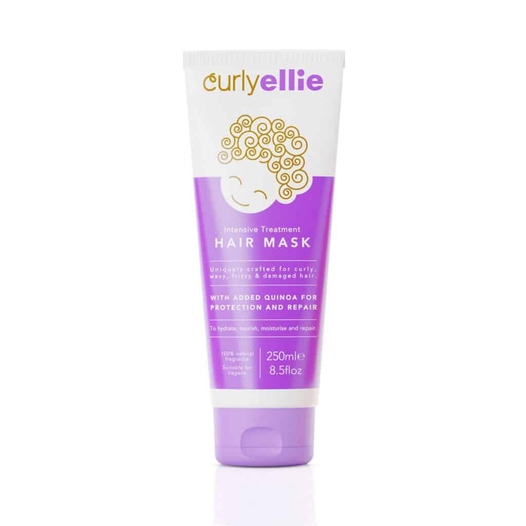 Hair masque soin enfant bouclette.co kids curly ellie