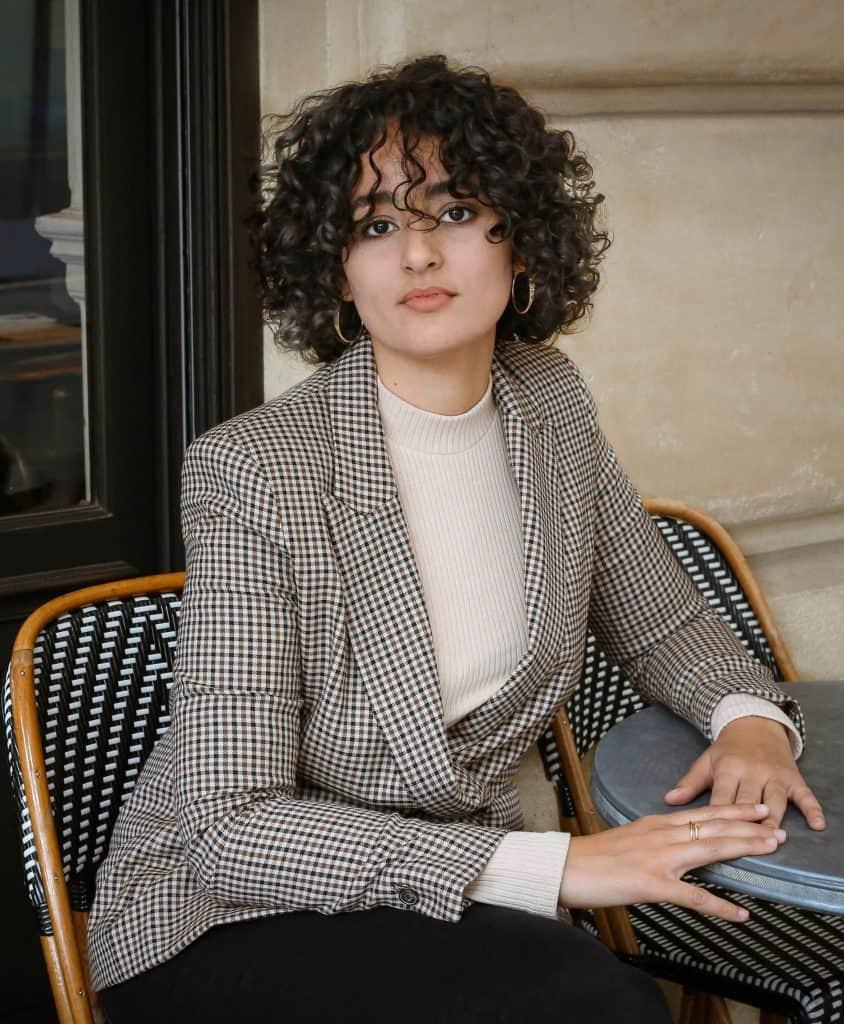 Alicia Lazri Fondatrice de Bouclette.co